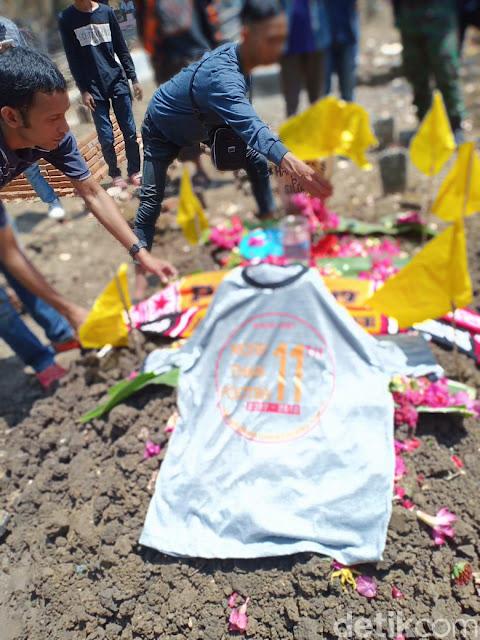 Sweeping Oknum Bobotoh Pemicu Pengeroyokan Haringga hingga Tewas