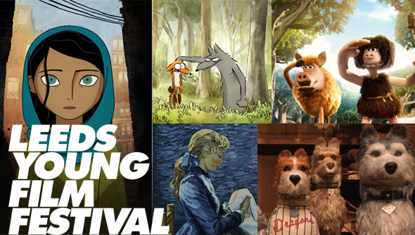 Animation For Adult Leeds Young Film Festival Features The Breadwinner Isle Of Dogs And More