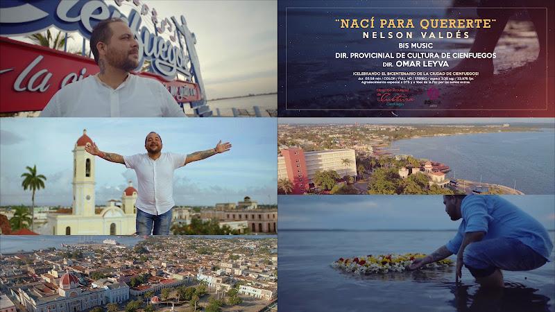 Nelson Valdés - ¨Nací para quererte¨ - Videoclip - Director: Omar Leyva. Portal Del Vídeo Clip Cubano