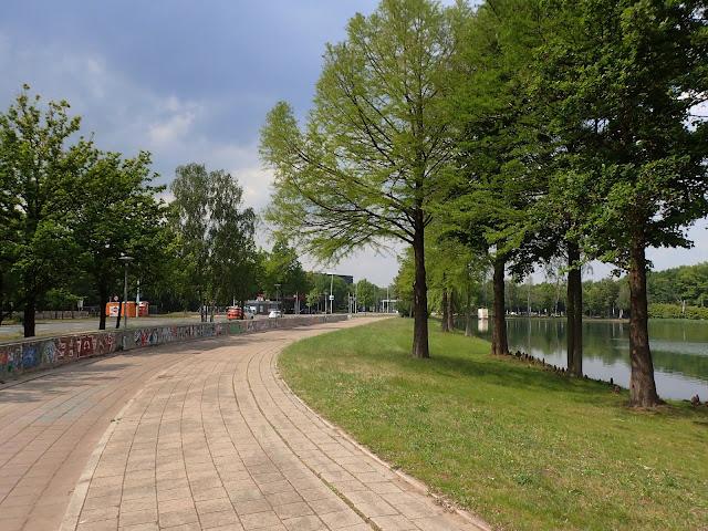 Zielona strona miasta