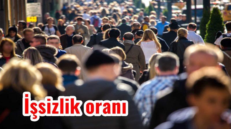 Türkiye'de işsizlik oranı