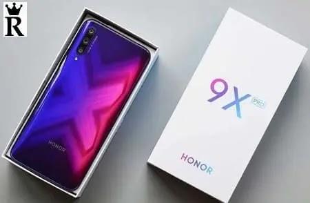 سعر و جدول مواصفات Honor 9X Pro-مميزات وعيوب هونر 9X برو