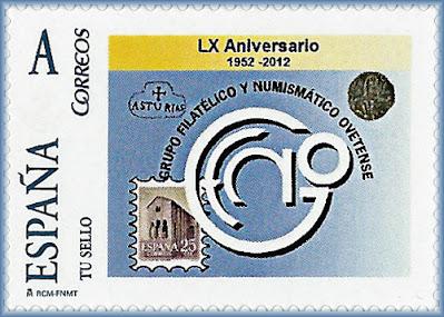 sello, tu sello, filatelia, Grupo, Oviedo
