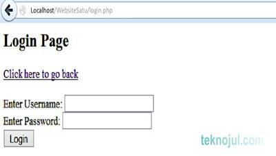 Cara Membuat Halaman HTML Public