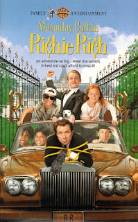 Richie Rich (1994) ริชชี่ ริช เจ้าสัวโดดเดี่ยวรวยล้นถัง