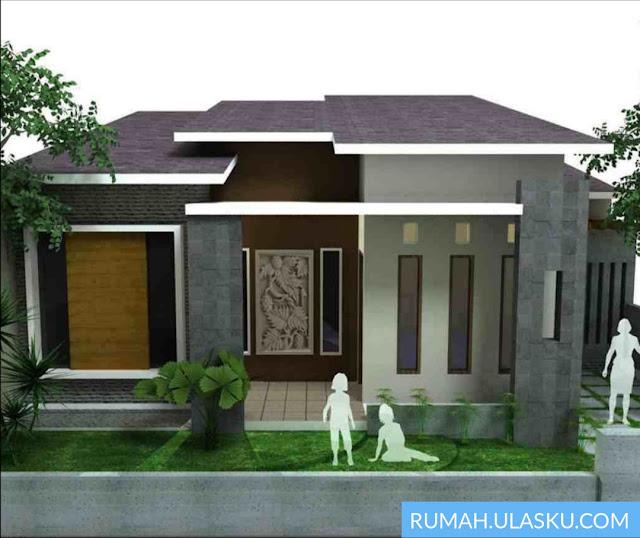 Desain Rumah Minimalis Modern Klasik Terbaru