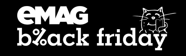eMAG Черен Петък или Black Friday на 29 Ноември 2019