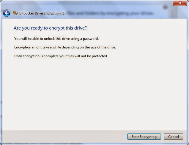 Cara Amankan Hardisk pada Windows