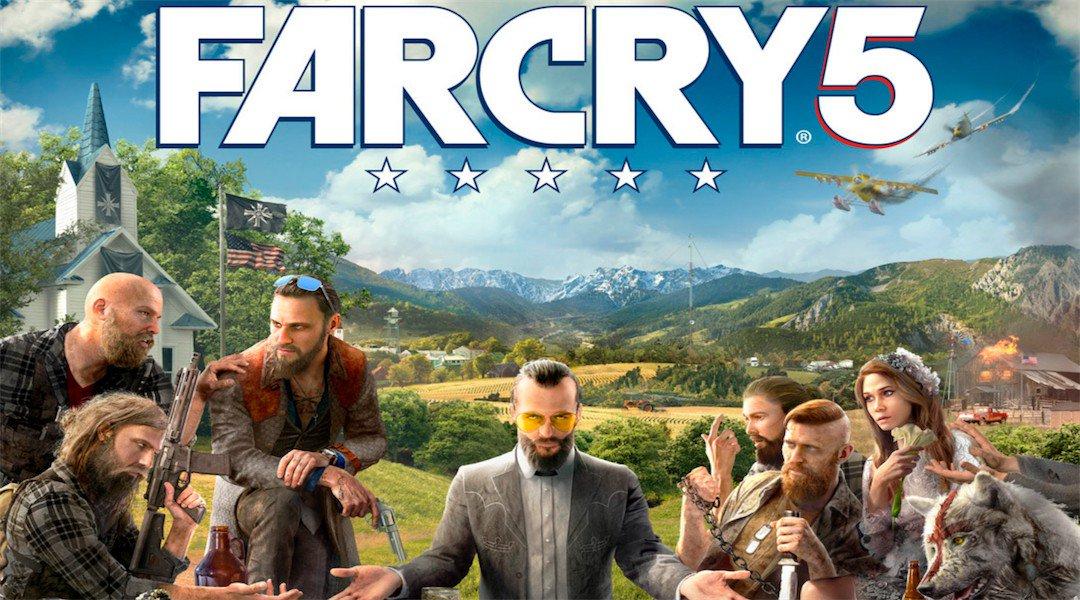 Far Cry 5 - CPY