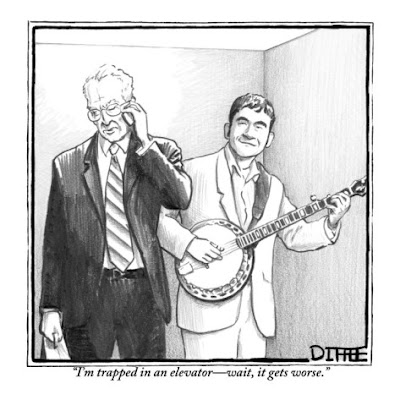 Banjo Gets Worse Elevator