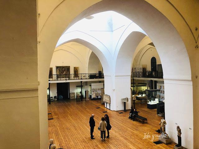 Museo Arqueológico Nacional Sofía interior