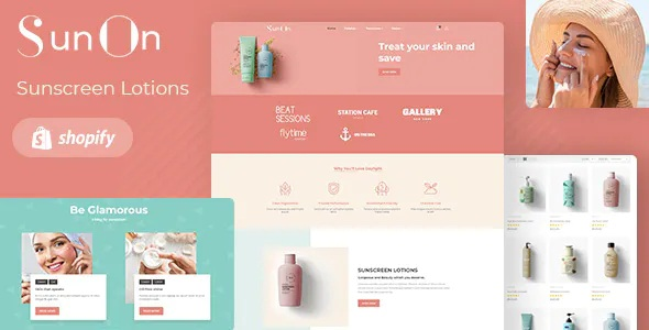 Best Skin Care Products Shopify Theme