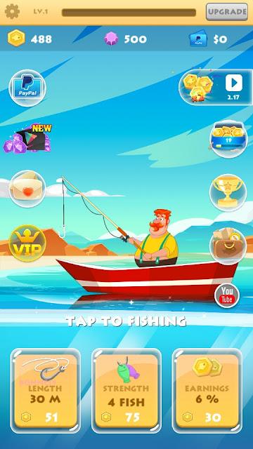 aplikasi fishing Show kalo sudah di masukan kode invite