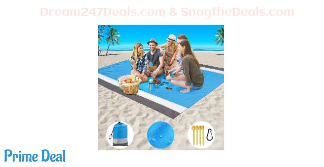 Beach Blanket, Picnic Blanket 50% OFF