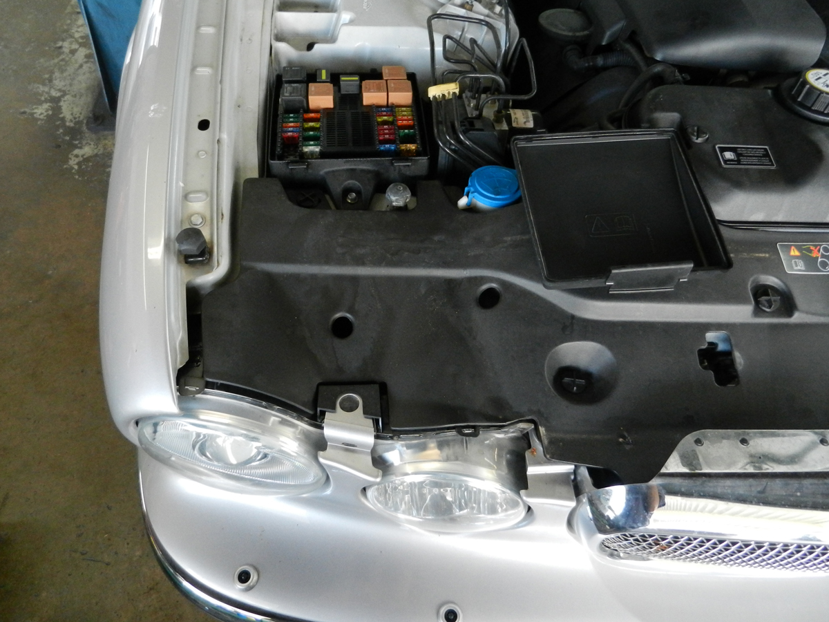 Air Ride Jaguar S Type Jaguar S Type Fuse Box Location on