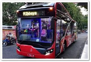 Suroboyo Bus di Indonesia