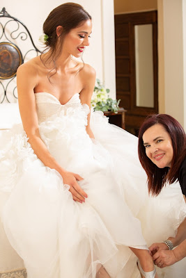 sposa e wedding planner