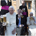 Photos: Ex-Pope, Benedict XVI, Celebrates 90th Birthday With A Big Glass Of Beer