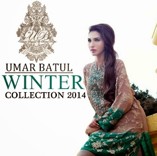 Ub Umar Batul Pret Line Winter Collection 2014
