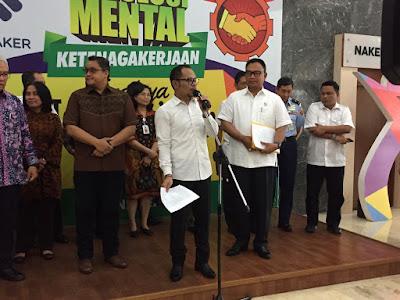 Perusahaan yang Mempekerjakan Tenaga Kerja Asing Ilegal Akan Ditutup - Info Presiden Jokowi Dan Pemerintah