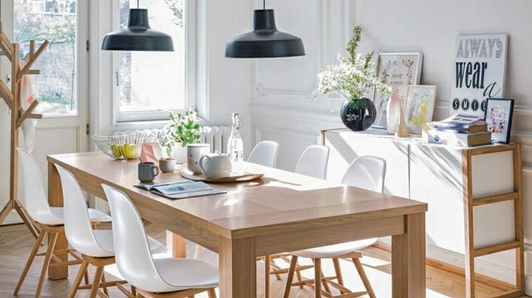 Decora o estilo n rdico luz textura e natureza for Ikea buffet salle a manger
