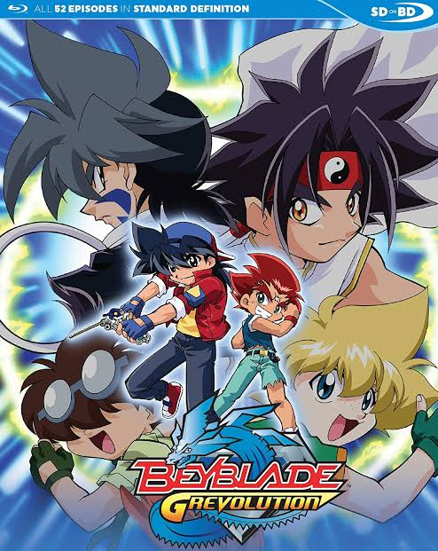 Beyblade Original S03 G Revolution All Images In Hd