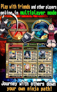 Ultimate Ninja Blazing Apk v1.5.5 Mod