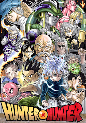 Hunter X Hunter 2011 Completo Torrent Download – BluRay 720p Legendado
