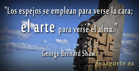 Frases con arte, George Bernard Shaw