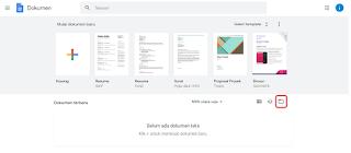 cara mengupload file pdf ke blog