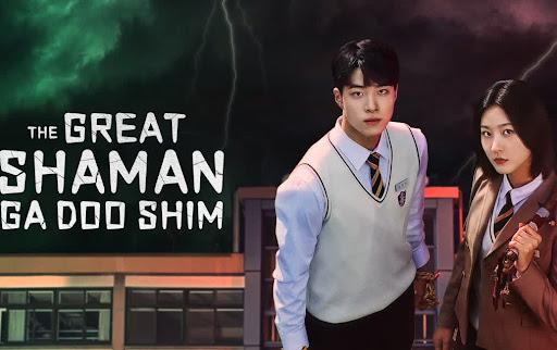 Drama Korea The Great Shaman Ga Doo Shim Episode 9 Subtitle Indonesia