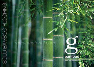 Solid Bamboo Flooring GBAMBOO