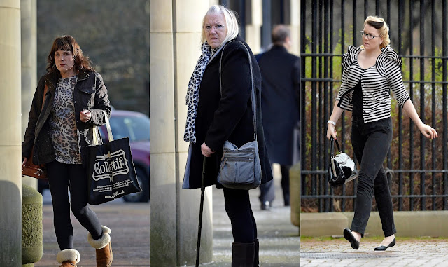 Fraudulent carers Lynda Mynott, Wendy Bell and Lisa Bell ordered to pay back £171,000 to bedridden widow