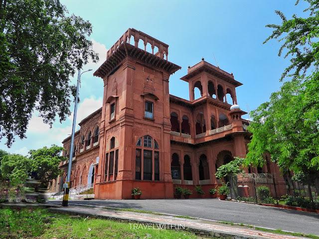 Kesarbagh Palace Dholpur