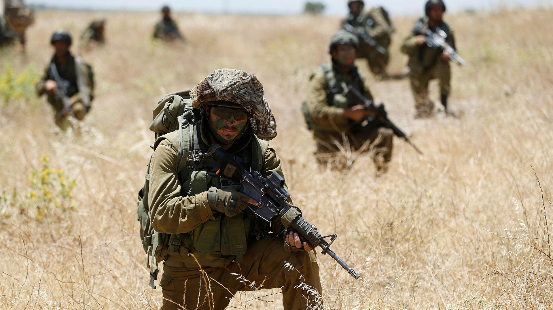 Israel prepara una operación terrestre en Gaza en plena escalada del conflicto con los palestinos