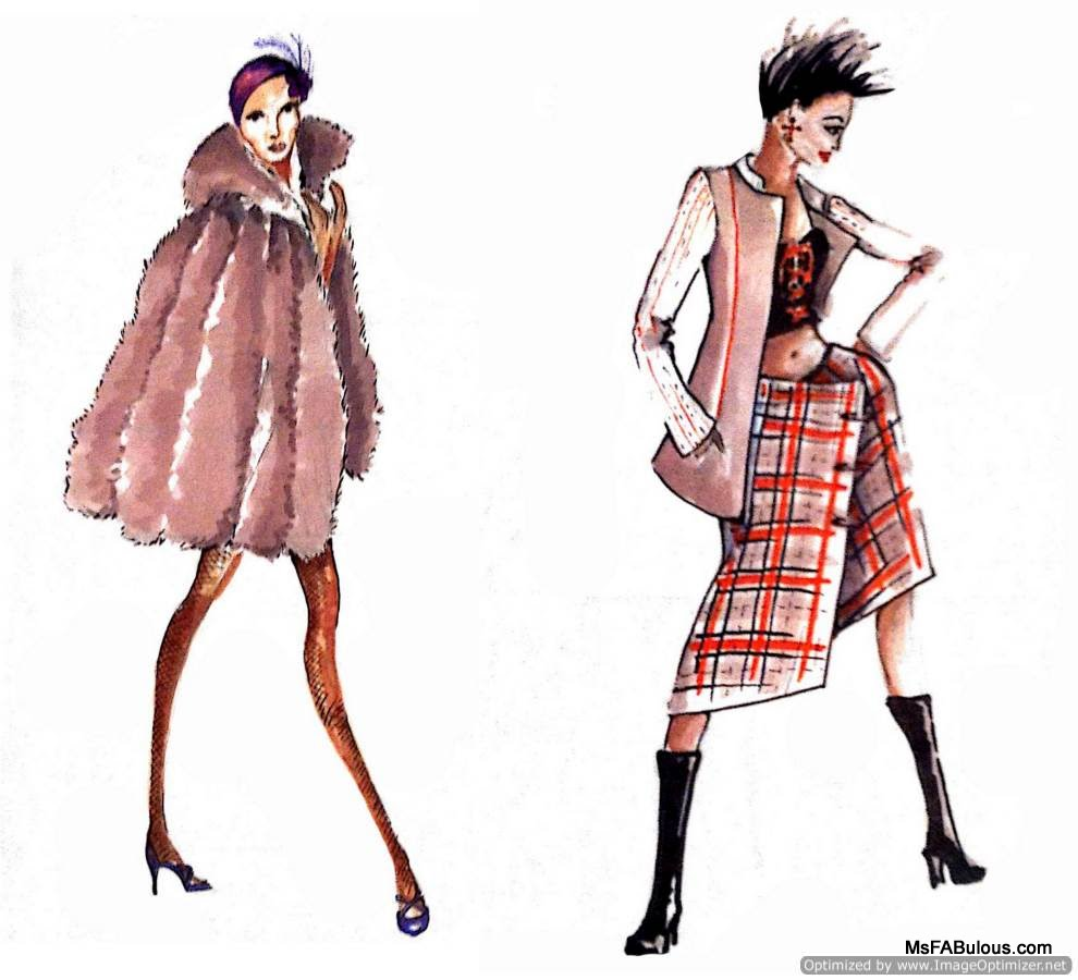 Ms Fabulous Fashion Sketch Meetup Would You Rock This Fashion Design Indie Clothing Style