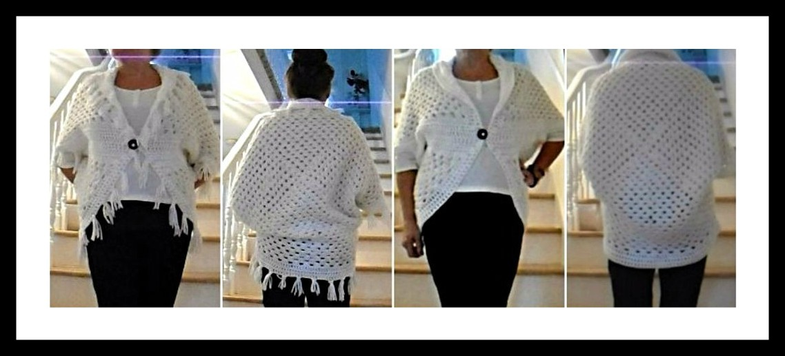 HECTANOOGA PATTERNS: FREE CROCHET PATTERN, Granny Square Outdoor ...