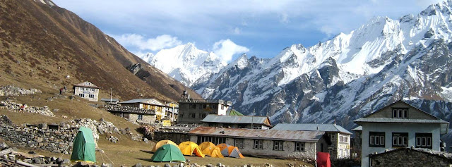 Trek to Langtang Nepal