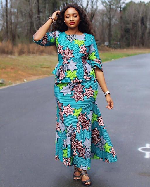 The 20 Best of Owambe Aso Ebi Dresses 47