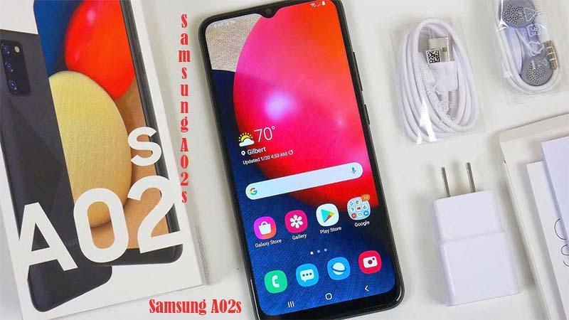 مواصفات و سعر موبايل Samsung Galaxy A02s