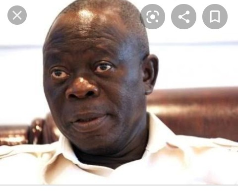 Oshiomhole Has Always Campaigned in Poetry