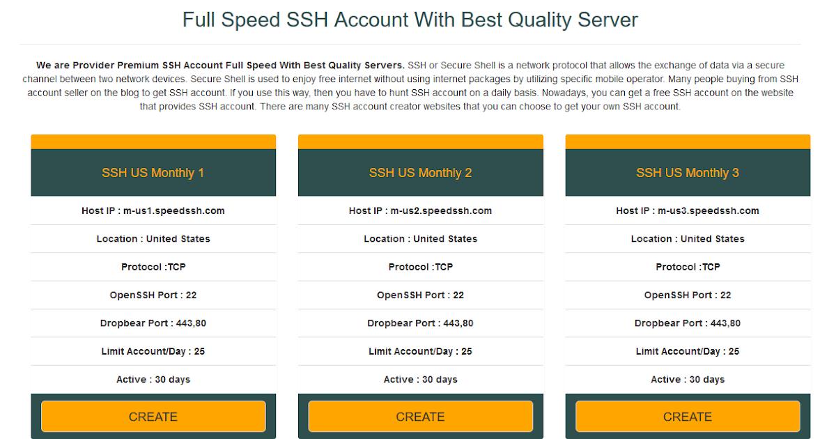 Unikkekinianid Ssh Premium Gratis Aktif 30 Hari 3