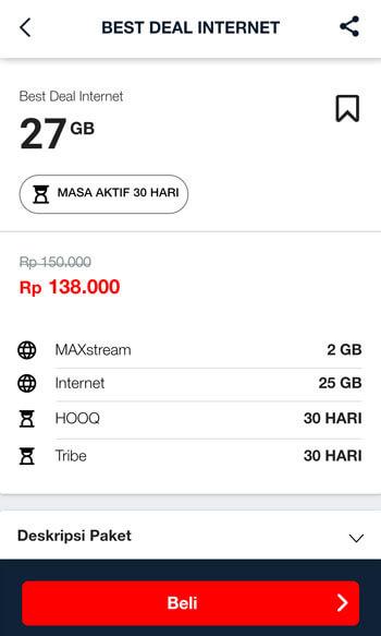 Paket Internet Murah Telkomsel Terbaru 2019