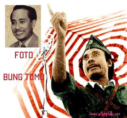 Biografi Bung Tomo Singkat