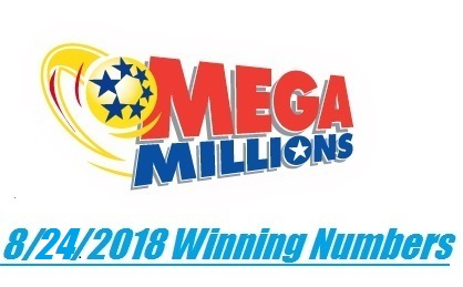 This $118 Million draw going to held at Tuesday August 24th at 11:00 pm ET. Five balls are drawn from a set of balls numbered 1 through 70; one ball is drawn from a set of balls numbered 1 through 25. You win if the numbers on one row of your ticket match the numbers of the balls drawn on that date. There are nine ways to win a prize, from $2 to the jackpot. If no one wins the jackpot, the money is added to the jackpot for the next drawing. Overall chances of winning a prize are 1 in 24. So all the best keep trying. Mega Millions Winning Numbers August 24, 2018  Today's Mega Million Winning Jackpot Prize is about $118 Million STAY TUNED RESULT WILL BE ANNOUNCE AFTER 11:00 PM ET shortly. Megaplier  x Match (White + Yellow) Megaplier Winners Megaplier Prize Amount 5 + 1    Other Mega Millions Winning Numbers Today 8/24/2018 Match (White + Yellow) Total Winner Prize Amount Megaplier Winners Megaplier Prize Amount 5 + 0     4 + 1     4 + 0     3 + 1     3 + 0     2 + 1     1 + 1     0 + 1     What after you won the Mega Millions Jackpot Prize? Once again cross check your winning numbers with official one after that you have to contact nearest lottery retailer or official mega million jackpot Centre.