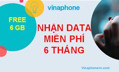 Data Vinaphone miễn phí, Cách nhận Data miễn phí 6 tháng từ VinaPhone! vinaphonevn.com