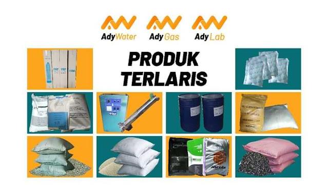 Produk terlaris Ady Water