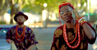 [Video] Patoranking Ft. Phyno – Money
