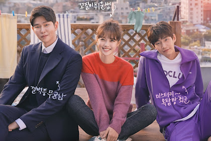Drama Korea Clean With Passion For Now Episode 1 - 15 Subtitle Indonesia