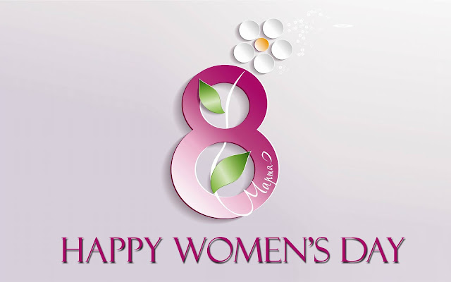 Happy Womans Day SMS